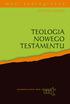 Okladka: Teologia Nowego Testamentu