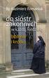 Okladka: Do sióstr zakonnych - w każdą niedzielę, biblijnie i krótko