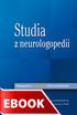 Okladka: Studia z neurologopedii