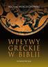Okladka: Wpływy greckie w Biblii