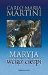 Okladka: Maryja wciąż cierpi