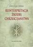 Okladka: Reinterpretacja źródeł chrześcijaństwa