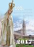 Okladka: 100. rocznica objawień maryjnych w Fatimie