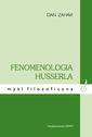 FENOMENOLOGIA HUSSERLA