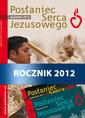 Posłaniec Serca Jezusowego - 2012