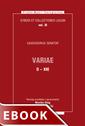 Variae (I-XII)