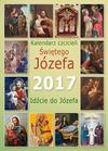 Okladka: KALENDARZ CZCICIELI �WI�TEGO J�ZEFA 2017