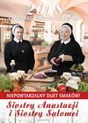 Okladka: Kalendarz z nowymi przepisami Siostry Anastazji i Siostry Salomei