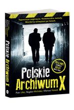 Okladka: POLSKIE ARCHIWUM X