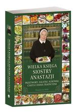 Okladka: Wielka księga siostry Anastazji