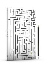 Okladka: Notatnik - AMDG