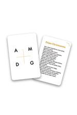 Okladka: Karty AMDG
