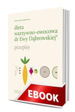 Okladka: Dieta warzywno-owocowa dr Ewy Dąbrowskiej®
